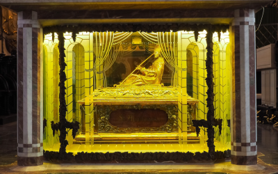 10 Mysterious Real Holy Relics