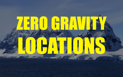 Real Places With No Gravity (Zero Gravity Locations)