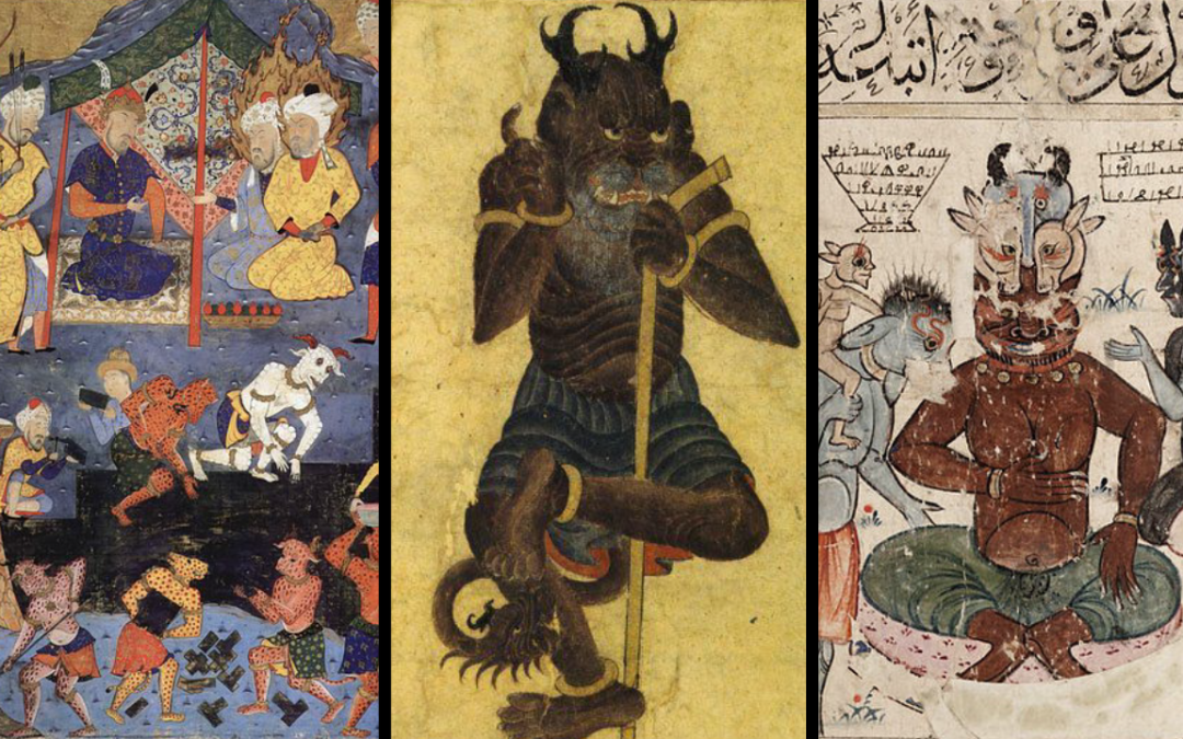 10 Dark Arabian Legends To Creep You Out