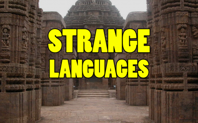 10 Most MYSTERIOUS Languages On Earth