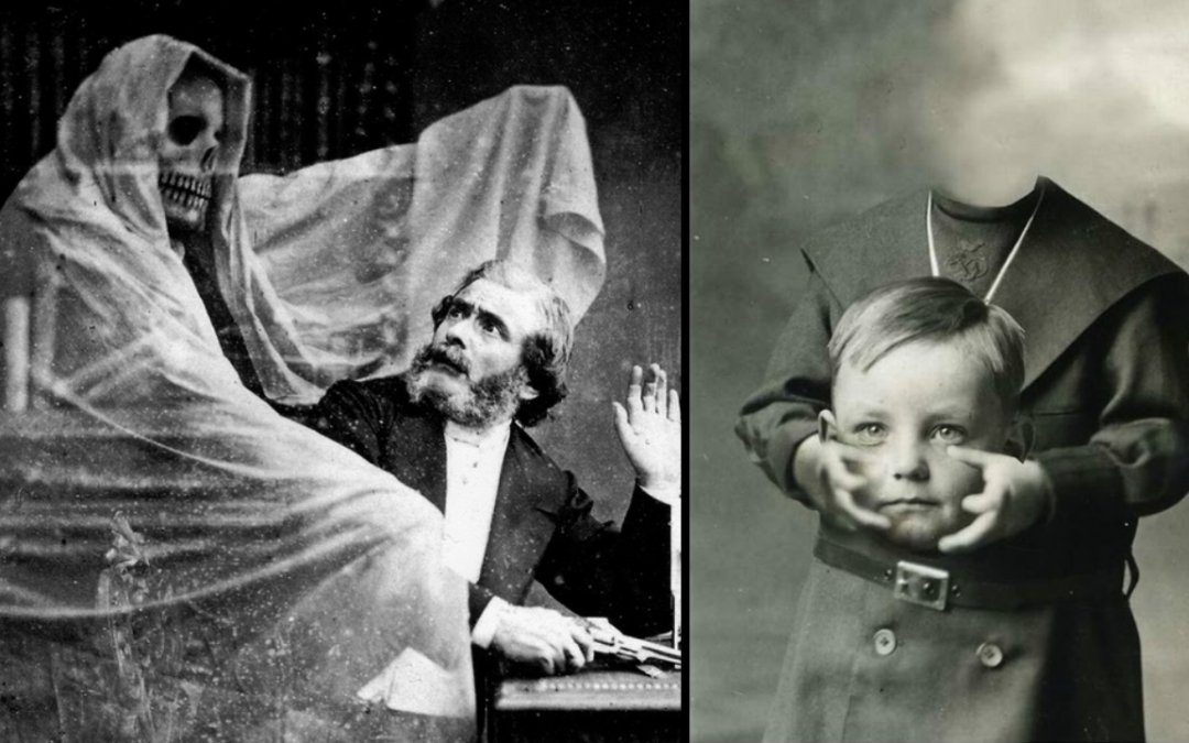 Victorian Ghosts: The Story of Spiritualism