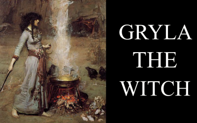 Gryla: The Cannibal Witch of Iceland – Christmas Monsters