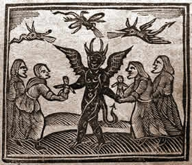 Real witches of Scotland