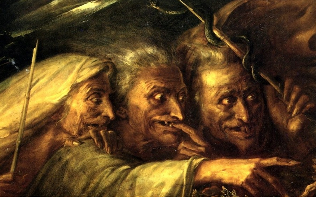 10 Real Witches From History – Witchcraft History