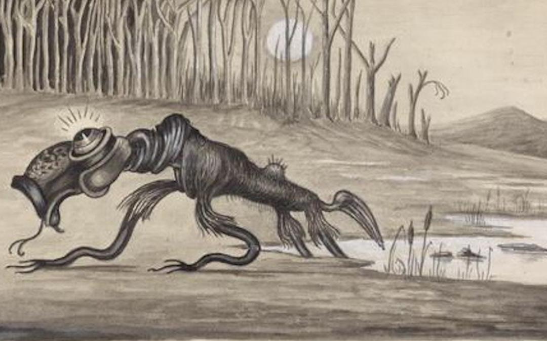 Bunyip: The Australian Swamp Monster
