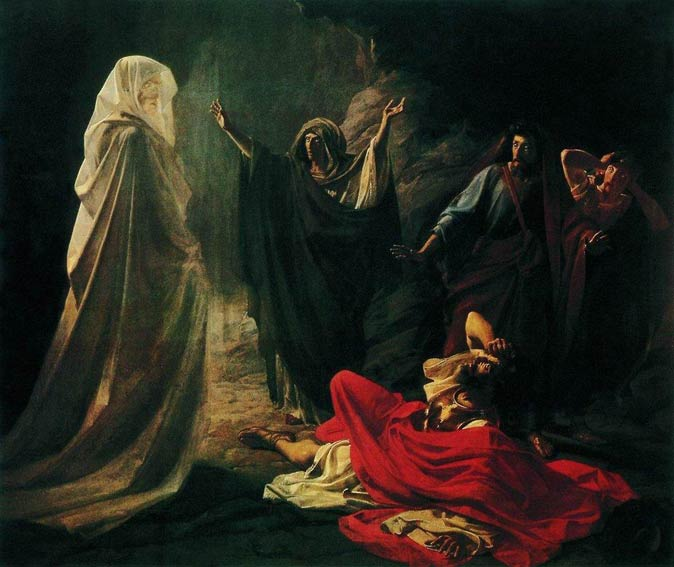 Real witches in the bible