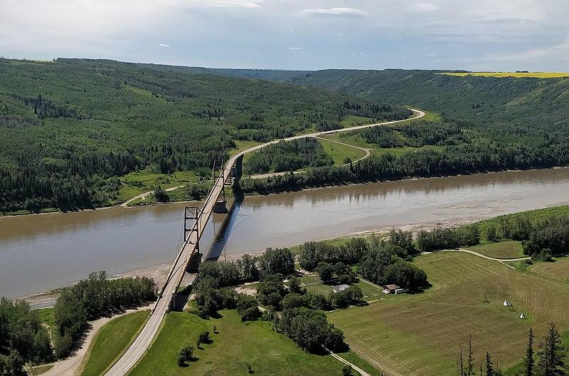 Creepy bridges in Canada