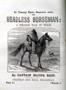 Headless horseman old west mysteries