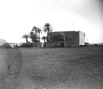 Madain Saleh fort