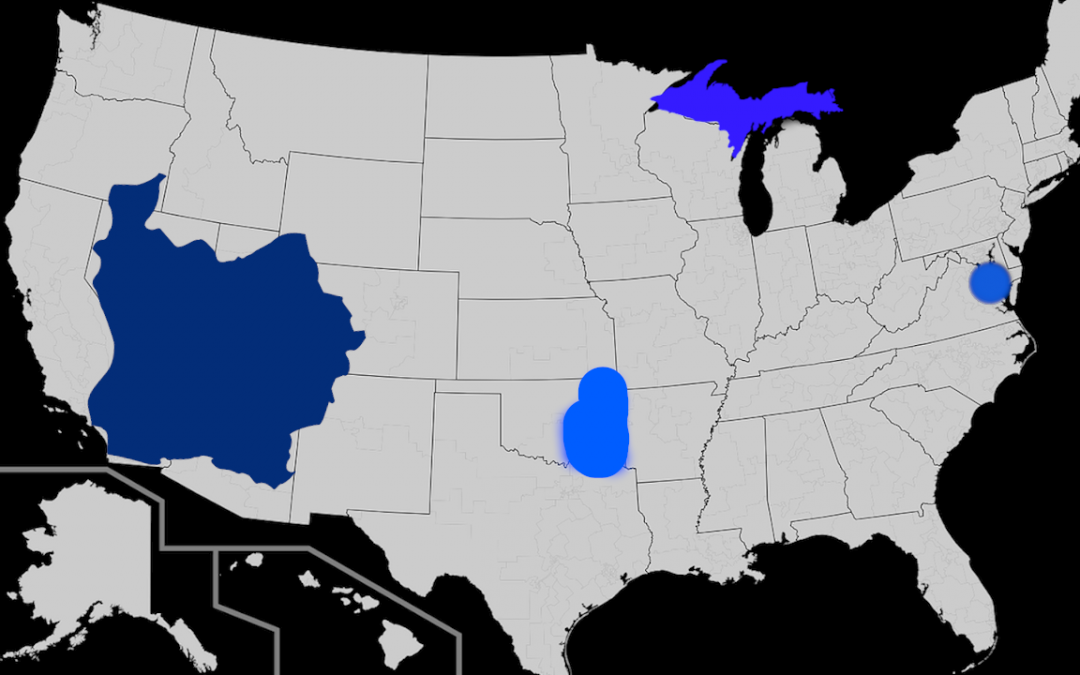 10 Proposed States That Almost Existed – (Possible US States)