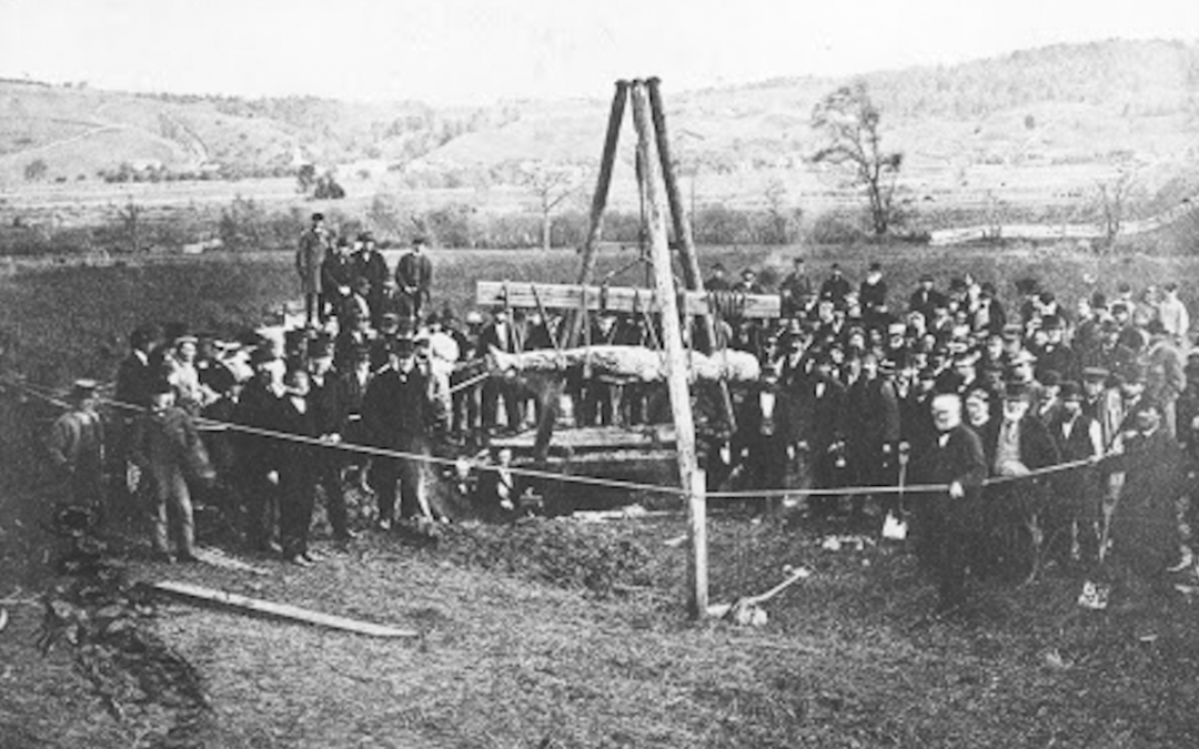 The Cardiff Giant: America's Greatest Hoax