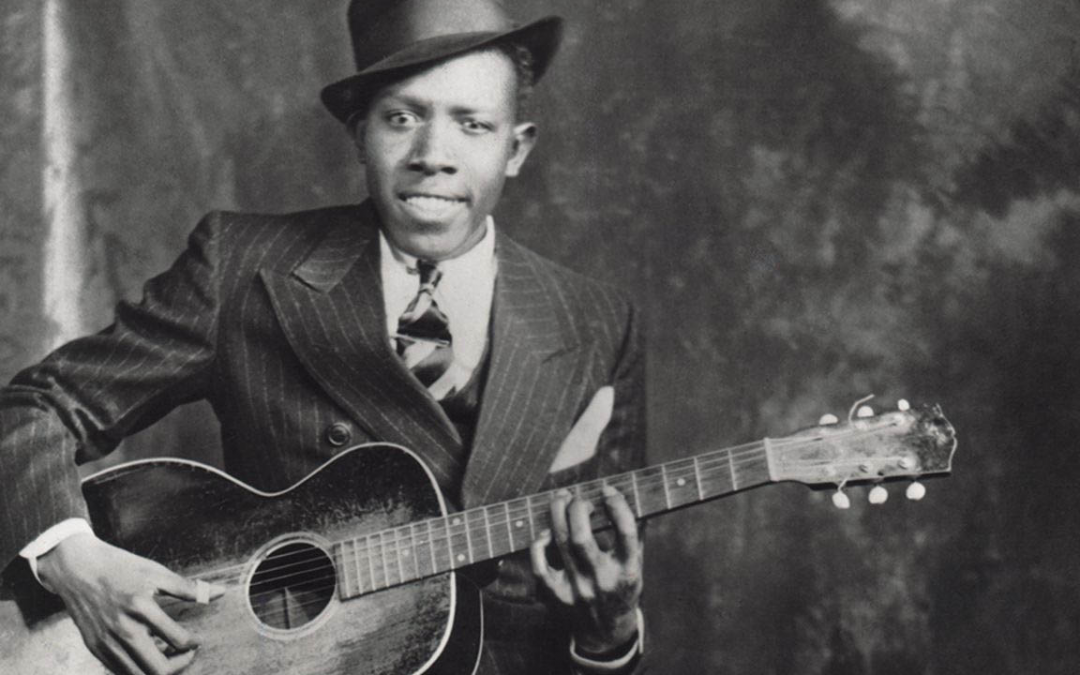 Robert Johnson sold his soul to the devil