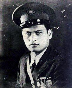 Chinese explorers: Huang Yiguang