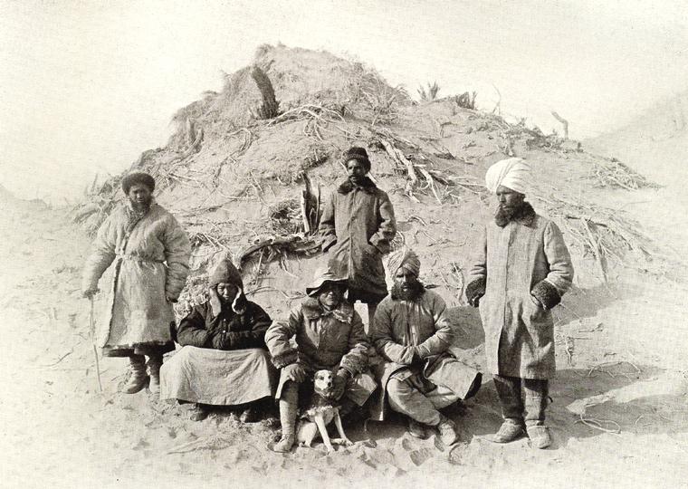 Chinese explorers: Jiang Xiaowan