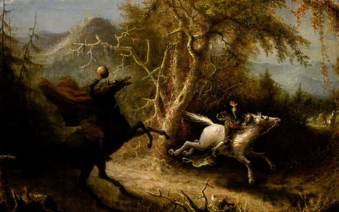 Dullahan: The Irish Headless Horseman Legend