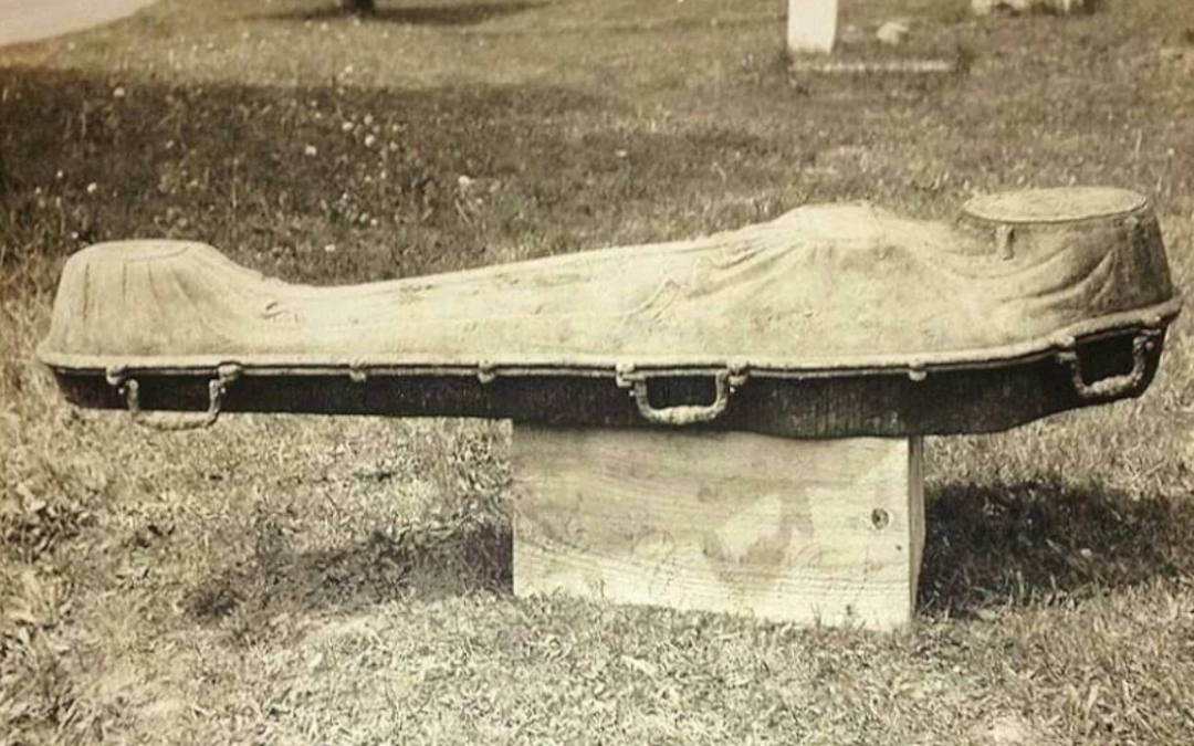 10 Most Mysterious Coffins On Earth