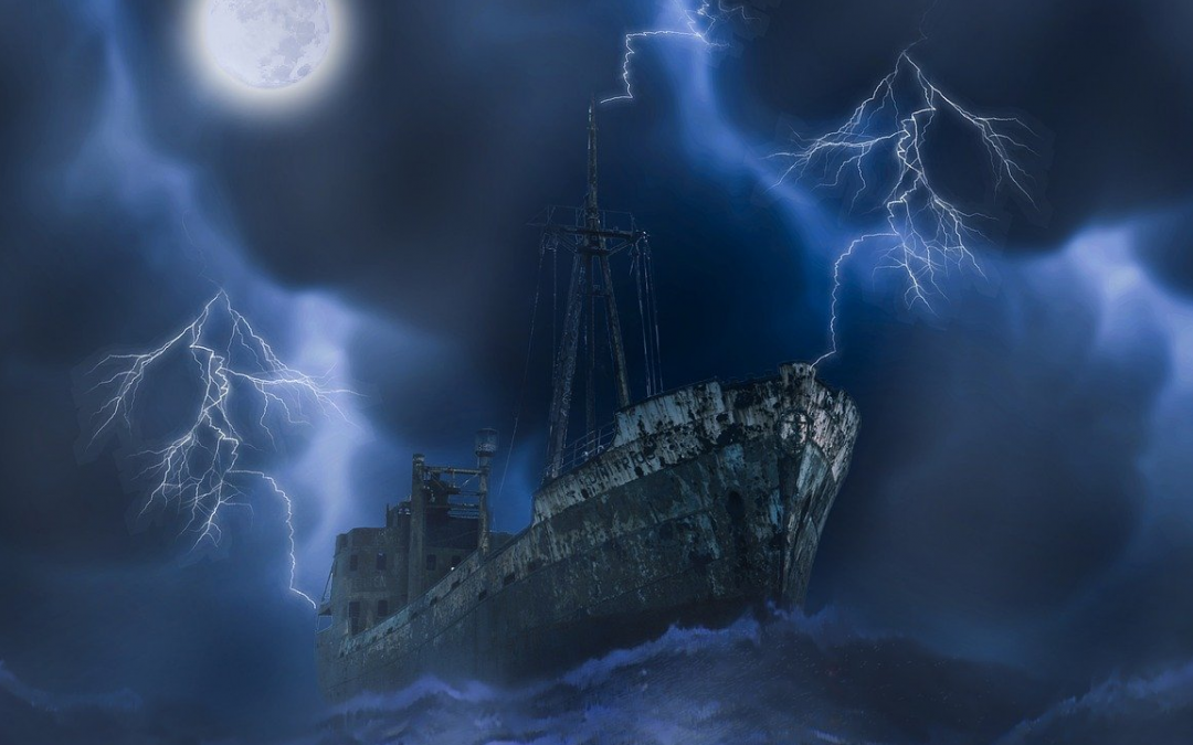 The Ghost Ships of North Korea Explained