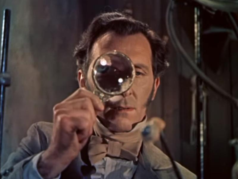 Real evil scientists like Frankenstein