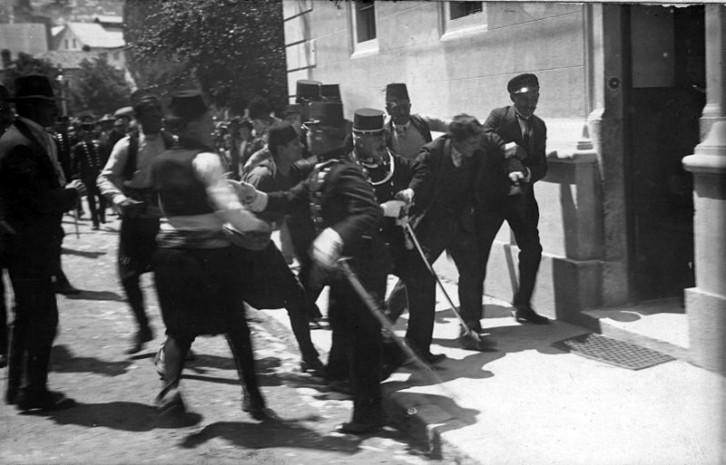 Assassins From History: Givrilo Princip