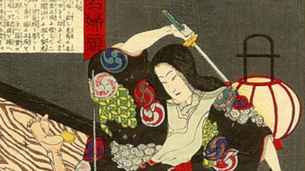 female samurai and the greatest samurai