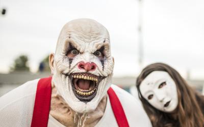 Real Life Creepy Clowns